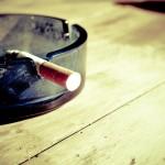 Przypalanie papierosów jest pewnym z z większym natężeniem tragicznych nałogów